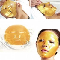 Коллагеновая маска Crystal collagen gold