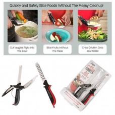 Нож-ножницы 3 в 1 Smart cutter