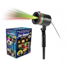 Проектор Star Shower Laser