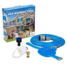 Щетка с душем для животных Pet Bathing Tool