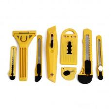 Набор строительно-канцелярских ножей 8 шт