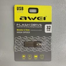 USB накопитель 32gb Awei flash sd card