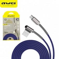 USB кабель Awei CL-24 lightning 8-pin