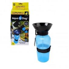 Бутылка для собак 550 мл Aqua Dog