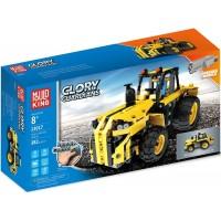 Трактор карьерный 382 деталей Mould king 13017