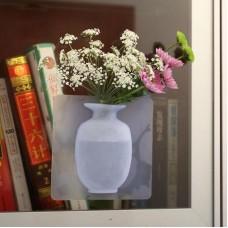 Силиконовая ваза 3D
