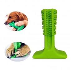 Зубная силиконовая щетка для собак Pet Toothbrush LARGE SIZE