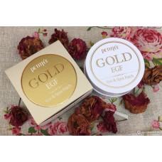 Гидрогелевые патчи с экстрактом золота Esedo gold collagen