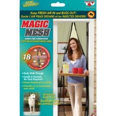 Анти-москитная магнитная шторка Magic Mesh