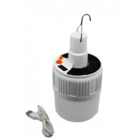 Светодиодные лампы на солнечной батарее Mobile emergency charging lamp