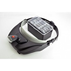 Налобная лупа-очки MG 81001-F