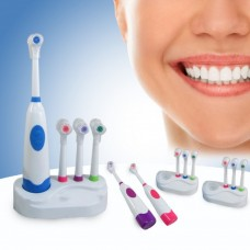 Электрическая зубная щетка 4шт Youtu