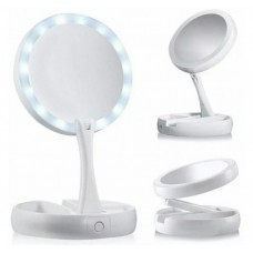 Зеркало со светодиодной подставкой My fold away mirror