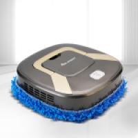 Пылесос автоматический для влажной уборки HONG HUI smart NW-18