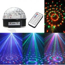 Диско-шар с Bluetooth LED Magic Ball Light