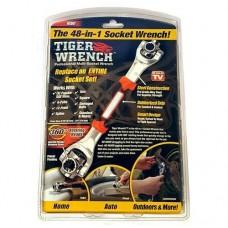 Ключ автомобильный 48 в 1 Tiger socket wrench