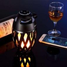 Портативная колонка с подсветкой Flame Atmosphere Speaker