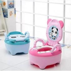Детский горшок с мягким сиденьем Children portable potty