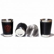 Набор стаканов с гербом