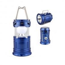Фонарь кемпинговый Rechargeable camping lantern