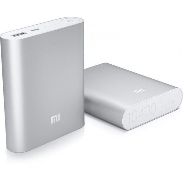 Портативное зарядное устройство 10400 mAh Power Bank Xiaomi Mi