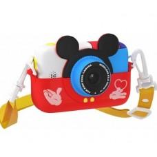 Детский цифровой фотоаппарат Childrens fun Camera Микки Маус