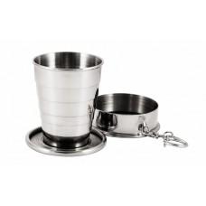 Складной стакан- брелок 100 мл