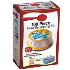 Набор для декора тортов и выпечки Cake Decorating Kit