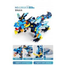 Боевой дракон Mould King 13018