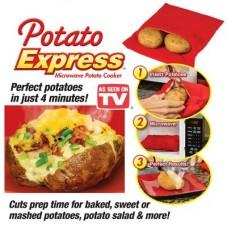 Мешочек для приготовления картофеля Potato Express