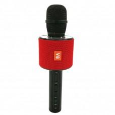 Беспроводной микрофон с проигрывателем V8