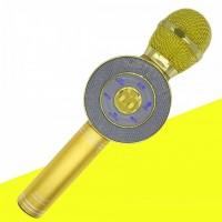 Микрофон с проигрывателем WS-668 Karaoke Microphone