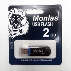 USB накопитель Monlas Flash SD 2Gb