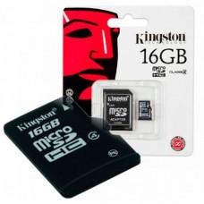 Карта памяти16Gb Kingston Micro SD Card