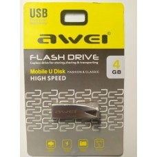 USB накопитель 4gb Awei flash sd card