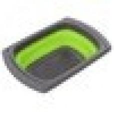 Складные корзины для раковины дуршлаг с ручками