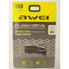 USB накопитель 8gb Awei flash sd card