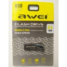 USB накопитель Awei flash sd card 64gb