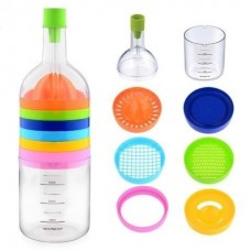 Бутылка-набор для кухни 8 в 1