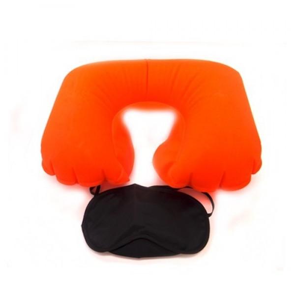 Набор Подушка и маска для путешествий