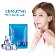 Охлаждающая тканевая маска BIOAQUA ICE