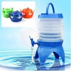 Диспенсер для воды Multifunctional Telescopic Bucket
