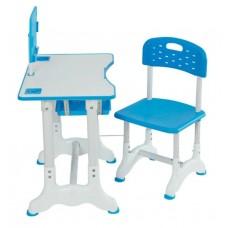 Детский учебный набор Стол и Стул регулируемый