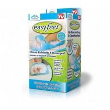 Тапок для мытья ног = Easy feet