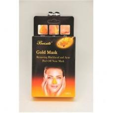 Маска для носа Beisiti Gold Mask